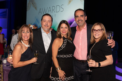 FASTSIGNS of Puerto Rico Team Celebrates after Winning The 2019 FASTSIGNS® Award