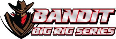 Bandit Logo Horizontal (PRNewsfoto/Bandit Big Rig Series)