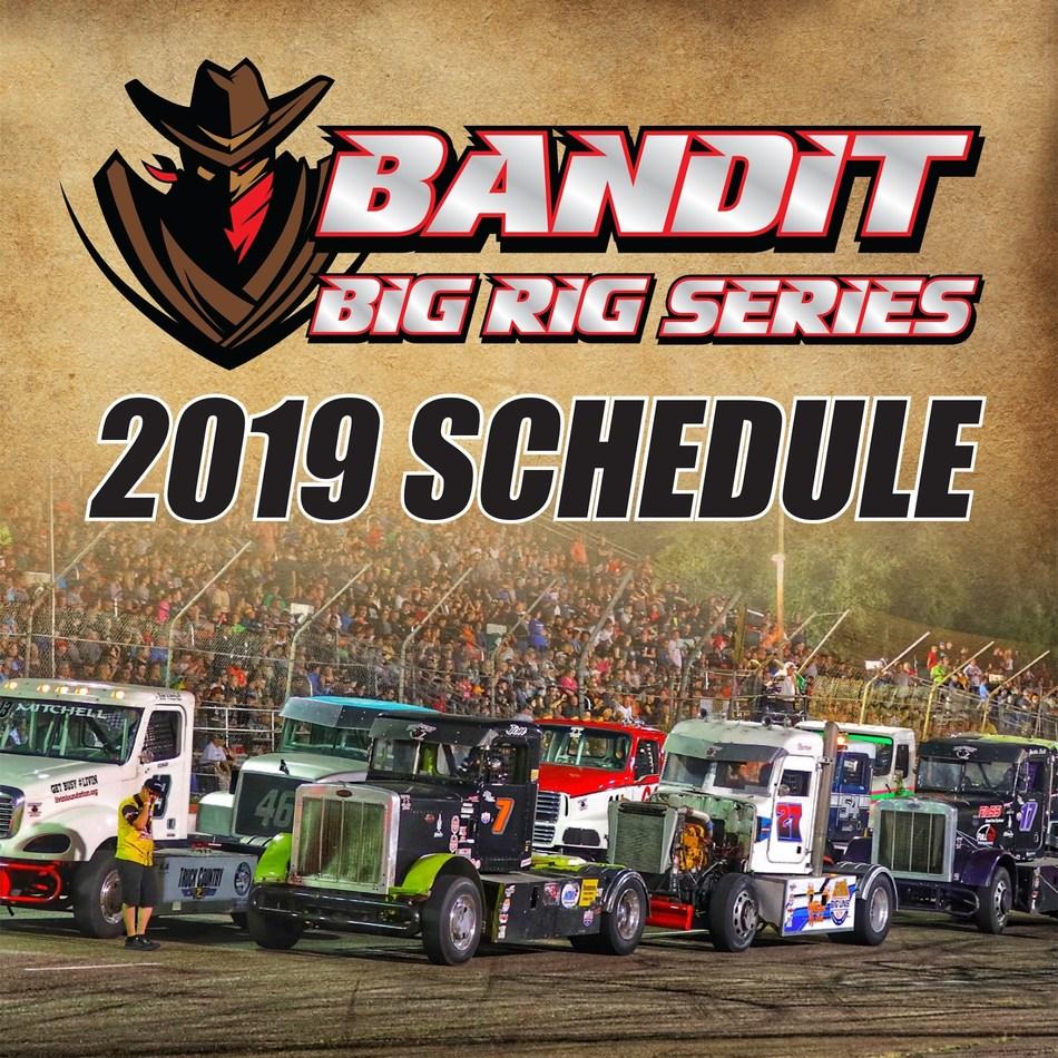 2019 Bandit Schedule