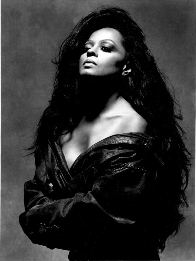 Diana Ross (Credit: Al Watson)