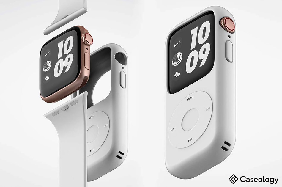 Abel Series Smartwatch Case for Apple Watch 4 - Coming Soon!