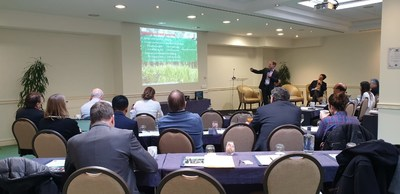 The workshop on the potential implications for the sustainability efforts of biofuel feedstock producers and buyers hosted by Golden Agri-Resources in Brussels, Belgium on 29 January 2019.