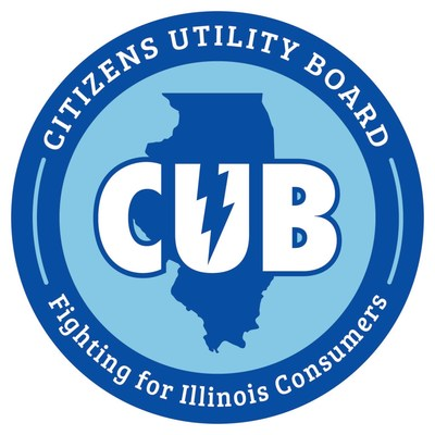 Citizens Utility Board Logo (PRNewsfoto/Citizens Utility Board)