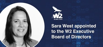 Sara West appointed to the W2 Board of Executive Directors