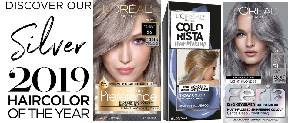 L'Oréal Paris Partners With Vogue To Introduce The 2019 Hair Color of the Year
