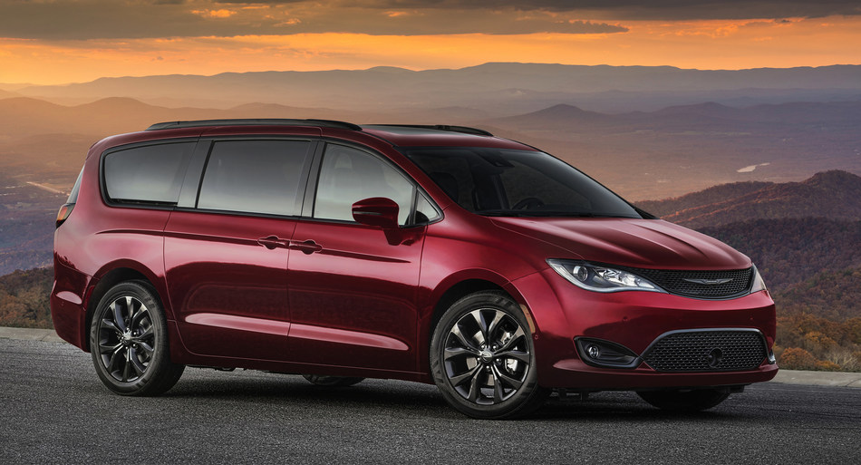FCA US Celebrates Minivan Leadership With 35th Anniversary Edition