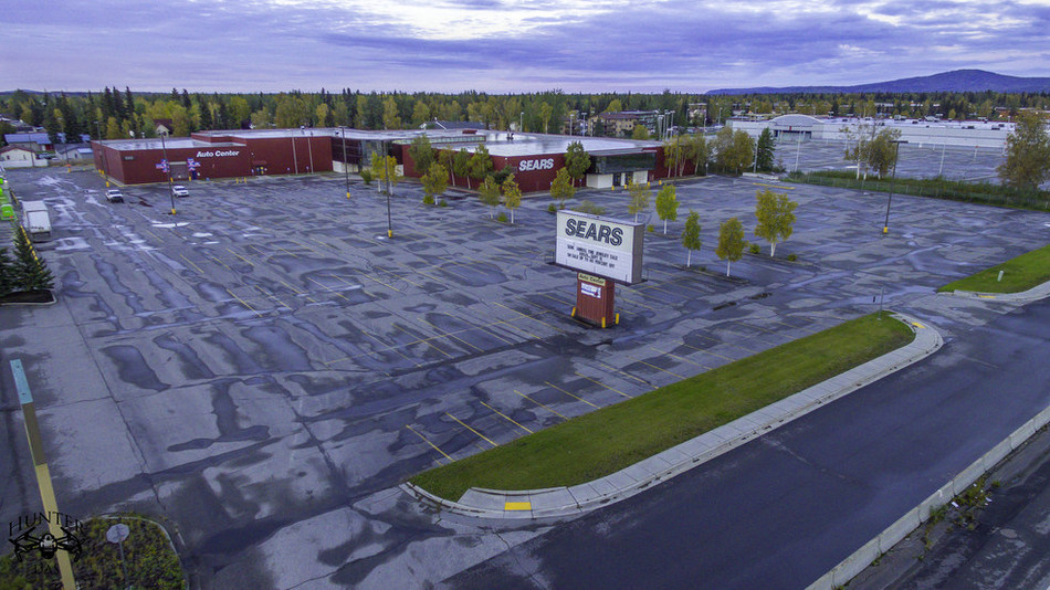 U-Haul® will soon be showcasing a new moving and self-storage facility in Fairbanks thanks to the recent acquisition of the former Sears® store at 3115 Airport Way.