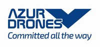 Azur Drones, European leader in surveillance UAVs (PRNewsfoto/Azur Drones)