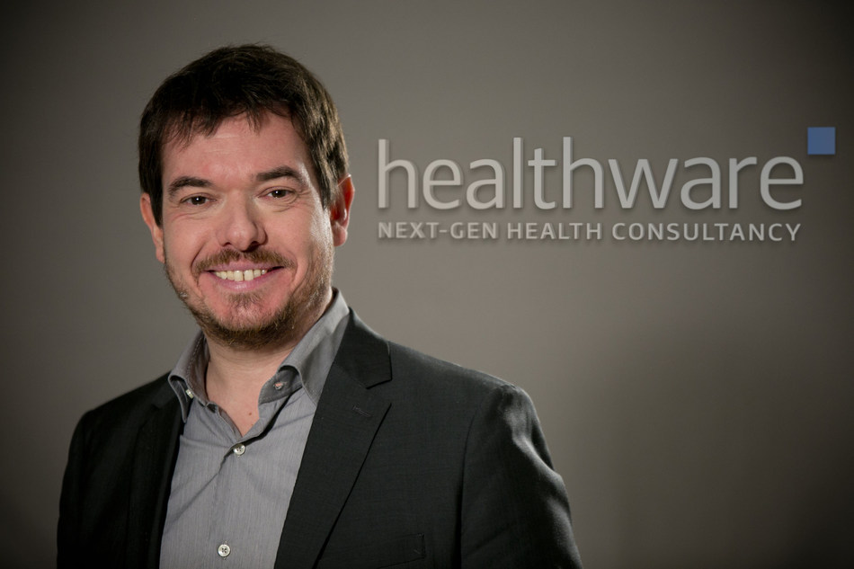 Roberto Ascione, CEO & Founder of Healthware Group (PRNewsfoto/Healthware Group)