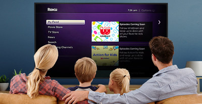 WildBrain, one of the world's largest and most popular networks of children's videos on YouTube, has expanded its footprint with the launch of four new channels on leading AVOD platforms Apple TV, Amazon Fire and Roku. (CNW Group/DHX Media Ltd.)