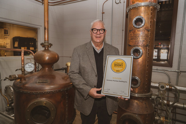 Corky Taylor - Peerless Craft Producer of the Year Award