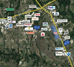 1. 201 Sunridge Boulevard; 2. 3501 North Lancaster Hutchins Road (CNW Group/Granite Real Estate Investment Trust)