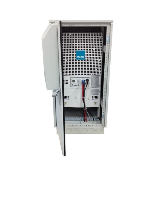 Ballard FCgen®-H2PM 5kW backup power system (CNW Group/Ballard Power Systems Inc.)