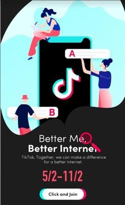 TikTok Quiz #BetterMeBetterInternet