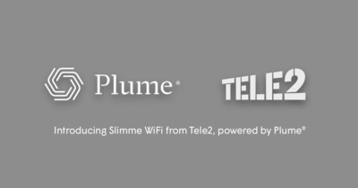 Plume® Launches with Tele2 in the Netherlands