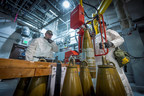 Chemical Agent Destruction Plant Safely Neutralizes 100,000 Chemical Weapons