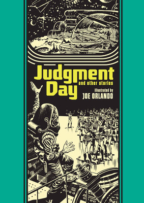 JUDGMENT  DAY  &  OTHER  STORIES  Cover  Art  (Courtesy:  EC  Comics)