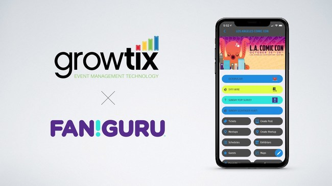 GrowTix and Fan Guru join forces