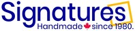 Signatures' new master brand logo (CNW Group/Signatures Shows Ltd.)