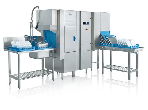 MEIKO, a pioneer in the commercial warewashing industry, has launched its latest innovation for North America: the KA Series rack conveyor dishwashers.