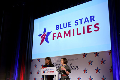 Wounded Warrior Project (WWP) announced a grant in support of Blue Star Families (BSF), a national nonprofit that aims to strengthen military families by connecting them with the greater civilian communities where they serve.