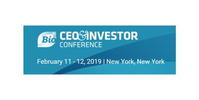 2019 BIO CEO & Investor Conference