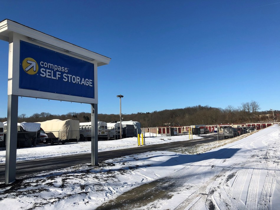 Compass Self Storage Adds Third Pittsburgh Area Location