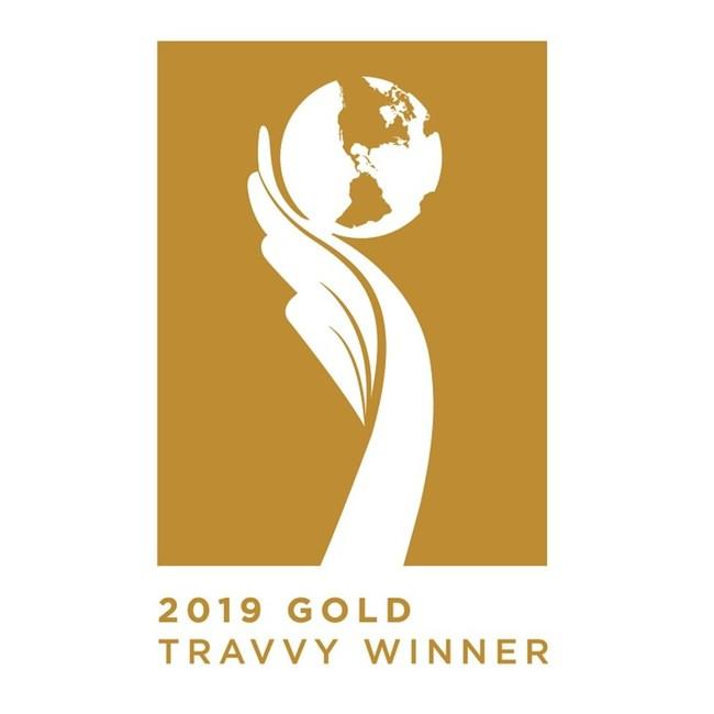 2019 Gold Travvy Winner