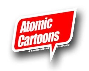 Atomic Cartoons (CNW Group/Thunderbird Entertainment Group Inc.)