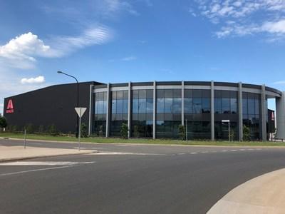 New Axalta facility at Marsden Park in Western Sydney