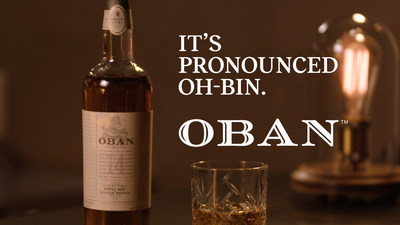 Oban Single Malt Scotch Whisky is a truly balanced, extremely smooth, craft whisky. It's Pronounced OH-Bin.