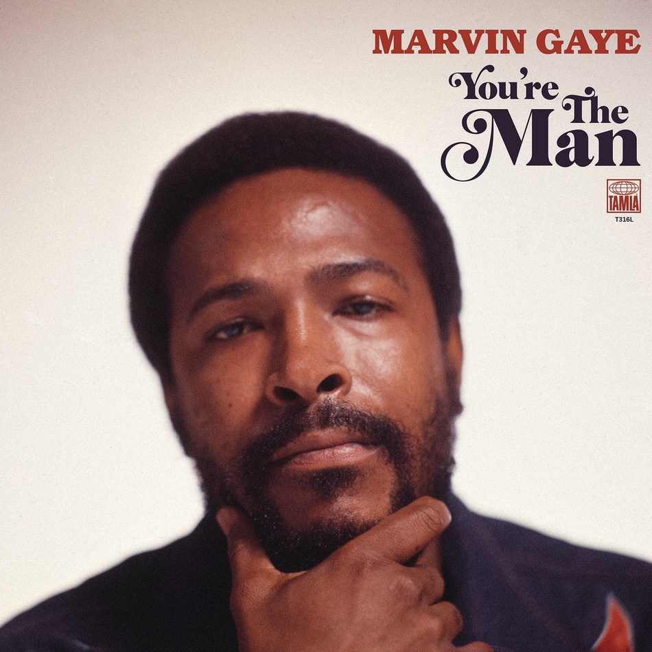 """In celebration of Marvin Gaye's 80th birthday on April 2, Motown/UMe will release his never-issued 1972 Tamla/Motown album, 'You're The Man,' in 2LP gatefold vinyl and digital editions on March 29. 'You're The Man' features all of Gaye's solo and non-soundtrack recordings from 1972, with most of the album's tracks making their vinyl release debuts. SaLaAM ReMi's new mix of the album track """"My Last Chance"""" is available now for streaming and for immediate download with album pre-order."""