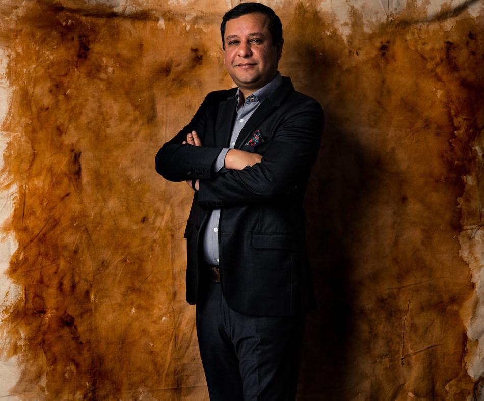 Mr. Amit Goenka (PRNewsfoto/ZEE5)