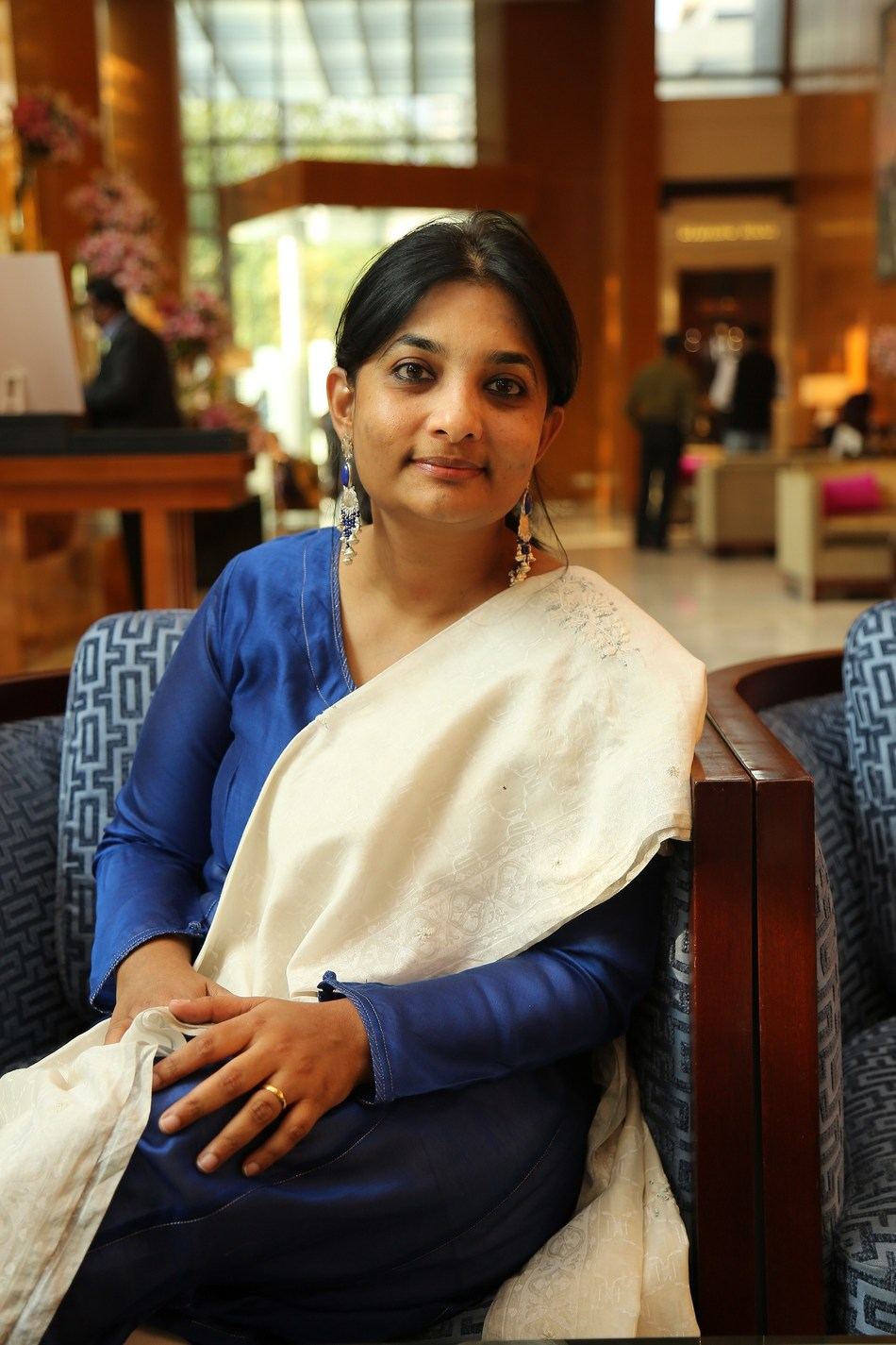 Archana Anand, Chief Business Officer, ZEE5 Global (PRNewsfoto/ZEE5)