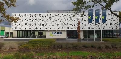 Bostik Benelux B.V. Oosterhout (PRNewsfoto/Bostik)