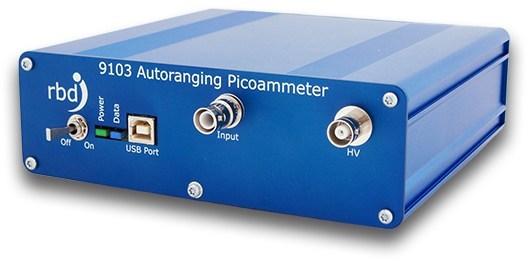 9103 USB Picoammeter HV Option