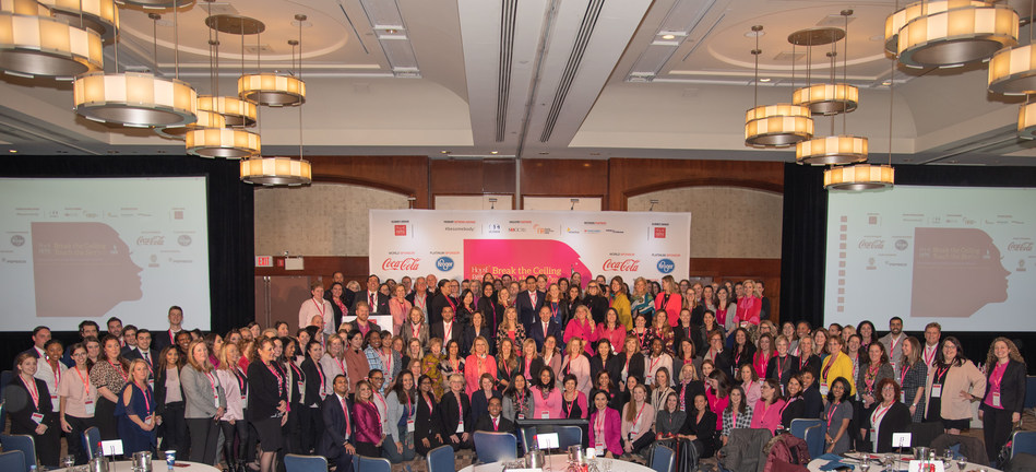 The 2019 USA Edition of House of Rose Professional's  Break the ceiling touch the sky® - the success and leadership summit for women in New York. The USA Edition was sponsored by Coca-Cola (World Sponsor), Kroger (Platinum Sponsor), PepsiCo (Silver Sponsor) and Bureau Veritas (Silver sponsor).  The summit now goes to Australia-New Zealand (Sydney, Mar 4, 2019); Middle East (Dubai, Apr 10, 2019); India (Mumbai, May 8, 2019); World Edition (Singapore, Sept 2019) and Europe (London, October 2019).