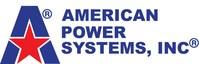 American Power Systems, Inc. Logo (PRNewsfoto/American Power Systems, Inc.)