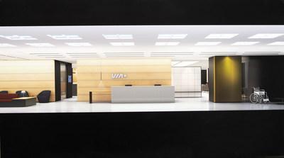 New lounge - VIA Rail Canada - Ottawa Station (CNW Group/VIA Rail Canada Inc.)