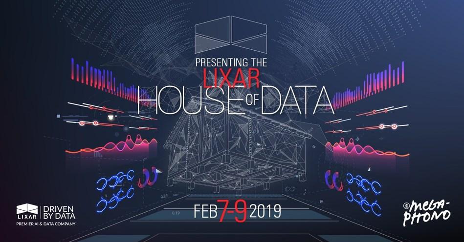 MEGAPHONO and Lixar House of Data (CNW Group/Lixar IT)