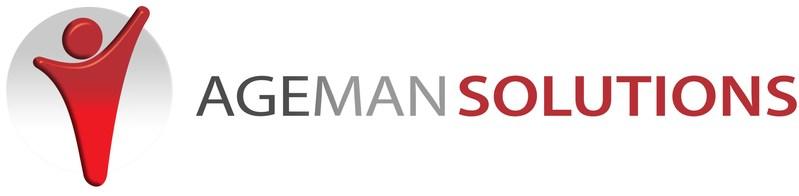 Logo: AGEman Solutions (CNW Group/Equisoft)