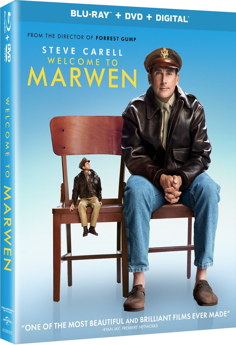 From Universal Pictures Home Entertainment: Welcome to Marwen