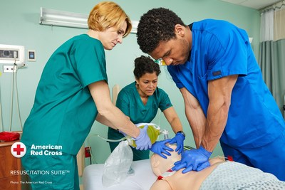The Red Cross Resuscitation Suite™ program consists of Basic Life Support (BLS), Advanced Life Support (ALS), and Pediatric Advanced Life Support (PALS) courses.