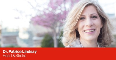 Dr. Patrice Lindsay, Heart & Stroke (CNW Group/Heart and Stroke Foundation)