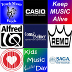 5th Annual Teach Music Week - March 18-24