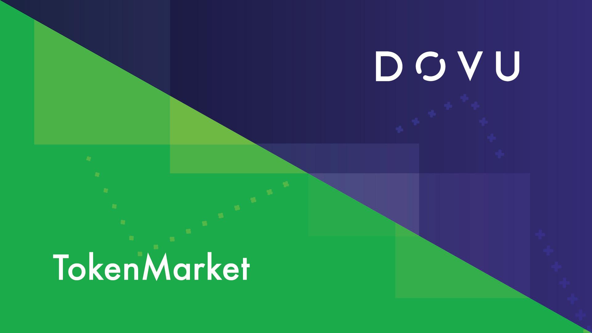 DOVU announces Security Token Offering for April 2019 (PRNewsfoto/DOVU)