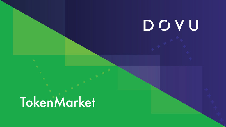 DOVU announces Security Token Offering for April 2019 (PRNewsfoto/DOVU)