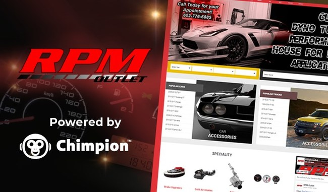 RPM Outlet, an online automotive retailer, will now be accepting payments in six different cryptocurrencies, powered by Chimpion. This gives customers around the world access to a wide selection of American muscle and diesel high performance car parts.