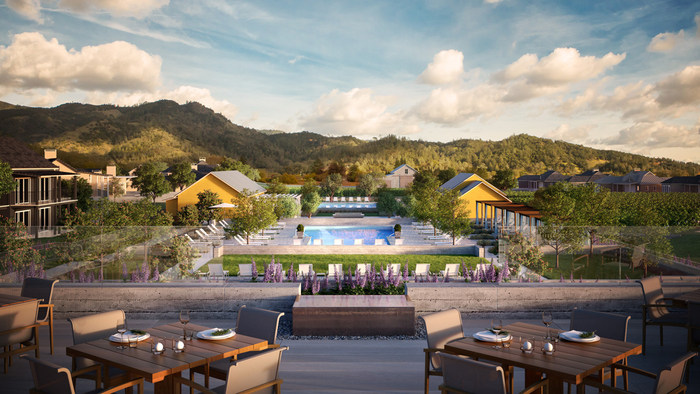 Reservations Now Being Confirmed at the All-New Four Seasons Resort and Residences Napa Valley, Opening This Fall.