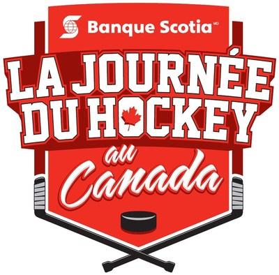 Préparez-vous, Halifax! Les activités de la Journée du hockey au Canada Banque Scotias'en viennent chez vous (Groupe CNW/Scotiabank)